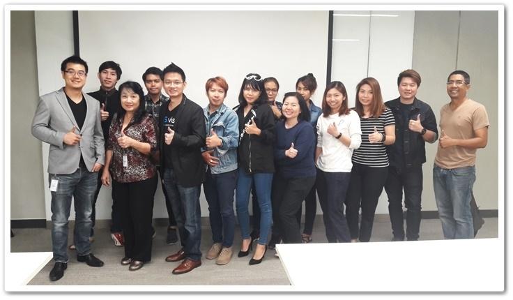ภาพบรรยากาศ POSvision Training ครั้งที่ 2